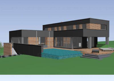 Bardage Bois Maxwood Luxembourg Specialiste Construction Bois Ossature Planche Maison Annexe Toiture Charpente Terrasse Bardage 4 400x284, MaxWood | Construction en bois