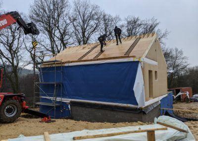 Divers Maxwood Luxembourg Specialiste Construction Bois Ossature Planche Maison Annexe Toiture Charpente Terrasse Bardage 1 32 400x284, MaxWood | Construction en bois