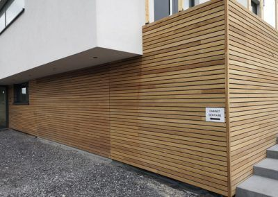 Montage Hall Industriel Maxwood Luxembourg Specialiste Construction Bois Ossature Virton 3 400x284, MaxWood | Construction en bois