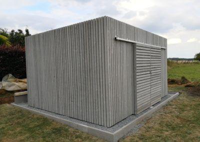 Montage Hall Industriel Maxwood Luxembourg Specialiste Construction Bois Ossature Virton 4 400x284, MaxWood | Construction en bois